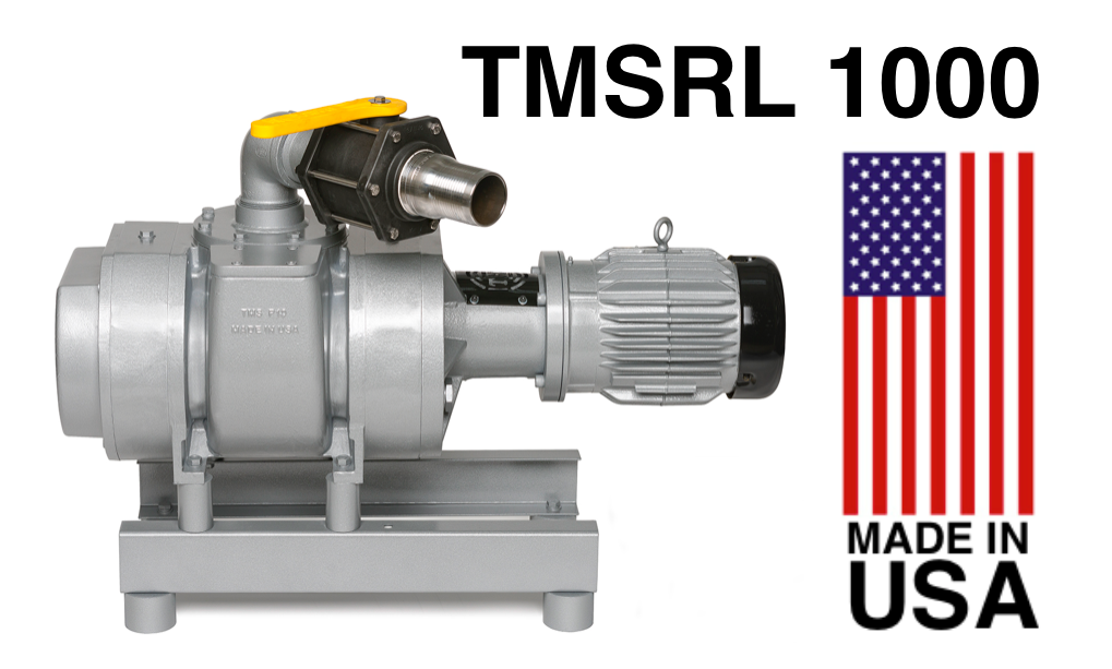 Rotary Vane Pump Solutions - TMS: Total Maintenance Solutions
