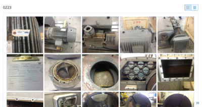 TMS Vacuum Pump Repair Service Includes Pump Tracking Photos Online