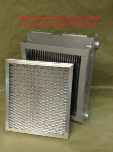 OEM Quality Cooling Coils & TMS Custom Made Filtration