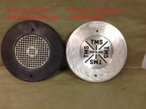 TMS Billet Aluminum Grates