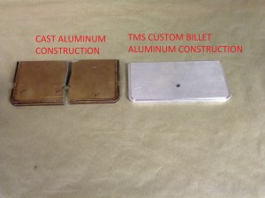 TMS Custom Billet Aluminum Oil Pan Plates