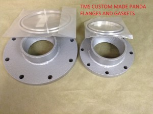 TMS Custom Made Panda Flanges & Gaskets
