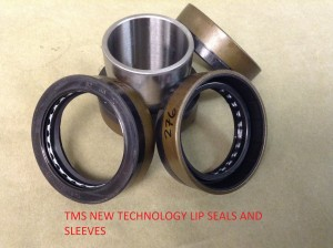 TMS New Technology Lip Seals & Sleeves