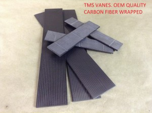 TMS OEM Warranty Carbon Fiber Wrapped Vanes