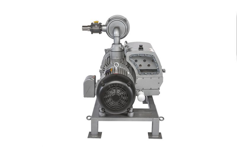 TMS 630 Rotating Vane Vacuum Pump, All Parts Made in USA