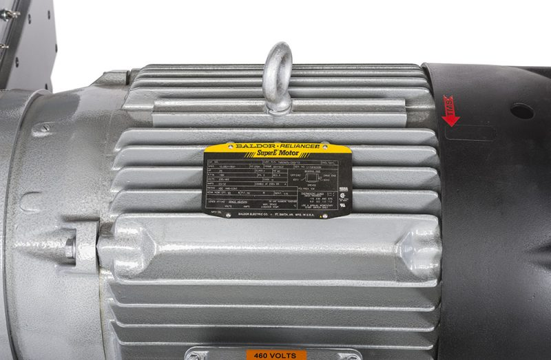 TMS 630 Rotating Vane Vacuum Pump, Baldor Motor Made in USA