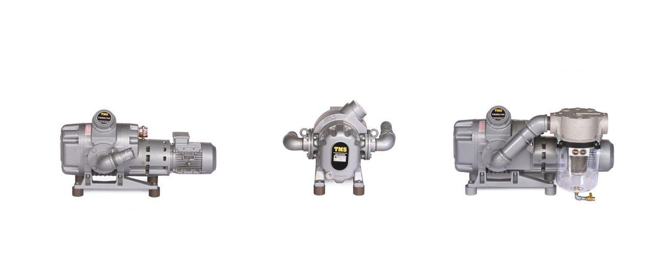 TMSRL765 Horizontal+Liquid Separator