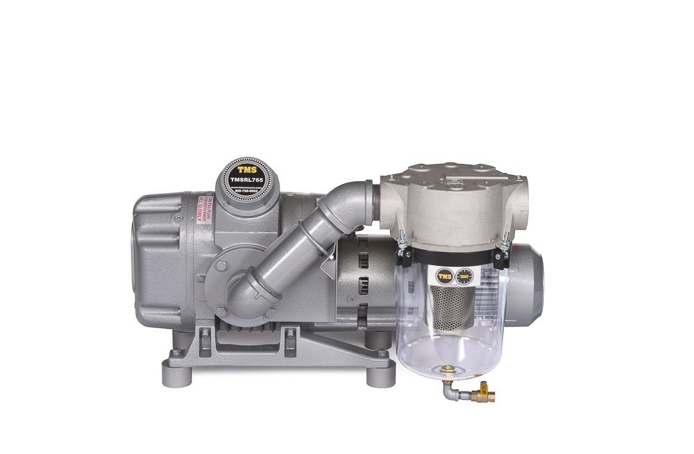 TMSRL765 Horizontal Liquid Separator