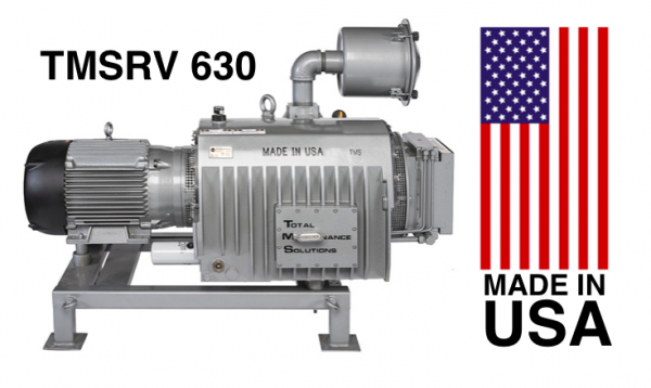 TMS 630 Vacuum Pump Made in USA