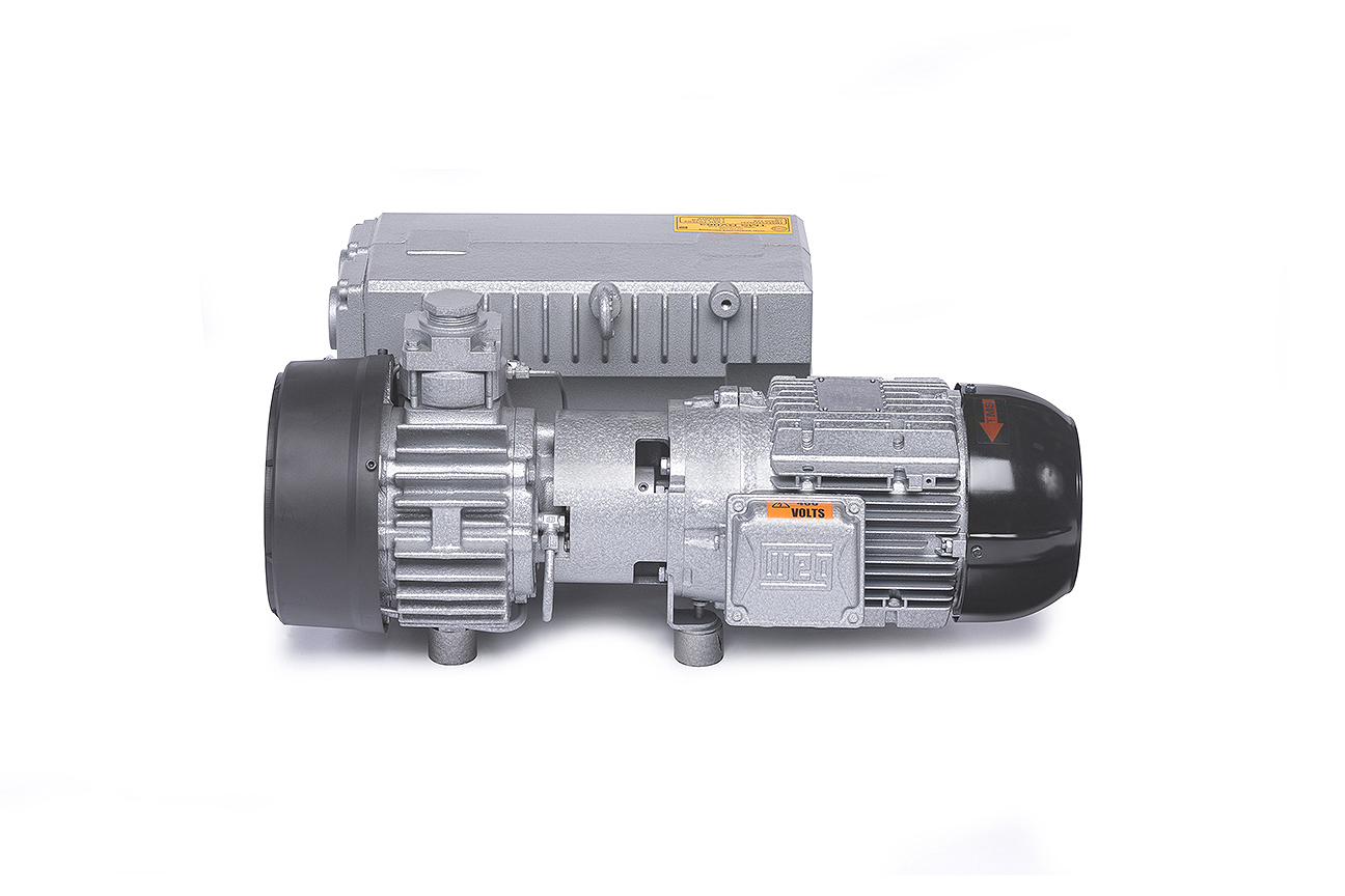 TMSRV63 Vacuum Pump Front Side Photo