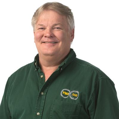 Jim Bickle, Outside Sales